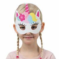 Bild på Unicorn, Masks 6 st