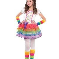 Bild på Unicorn Rainbow, Maskeraddräkt Barn - Toddler