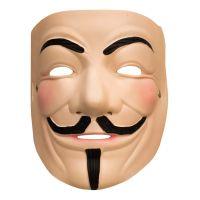 Bild på V For Vendetta Latexmask - One size