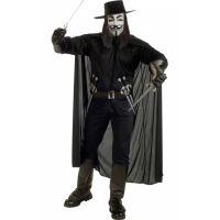 Bild på V For Vendetta Maskeraddräkt