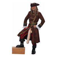 Bild på Välhängd Pirat Maskeraddräkt - One size