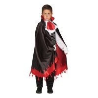 Bild på Vampyr med Blod Barn Maskeraddräkt - Large