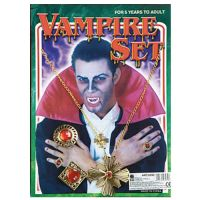 Bild på Vampyr Smycken Set