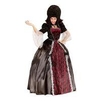 Bild på Vampyra Drottning Maskeraddräkt - Medium