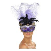 Bild på Venetiansk Colombina Ögonmask - One size