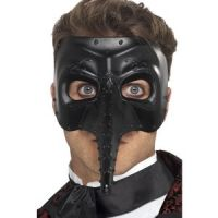 Bild på Venetiansk gotisk capitano mask
