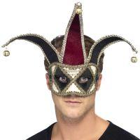 Bild på Venetiansk Mask Harley Quinn