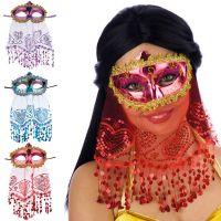 Bild på Venetiansk Mask Odalisque (Rosa)