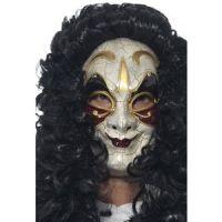 Bild på Venetiansk maskerad rånare mask