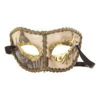Bild på Venetiansk Partymask - One size