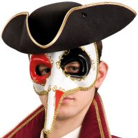 Bild på Venetiansk Pestdoktor Mask