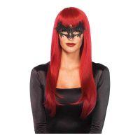 Bild på Venetiansk Svart Deluxe Ögonmask - One size