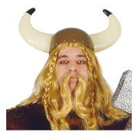 Bild på Viking Hjälm med Horn - One size 05e8bc1ff82ed