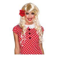 Bild på Vixen Blond Peruk - One size