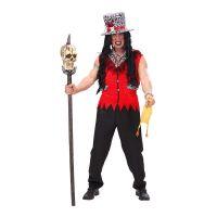 Bild på Voodoo Präst Maskeraddräkt - Small