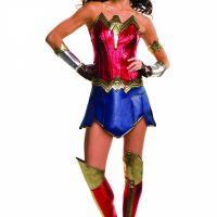 Bild på Wonder woman  deluxe-M