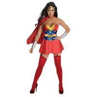 Bild på Wonder Woman - dräkt delux