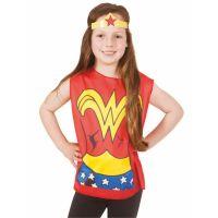 Bild på Wonder Woman Dress-Up Set Barn