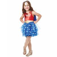 Bild på Wonder Woman Klänning Barn (Small (3-4 år))