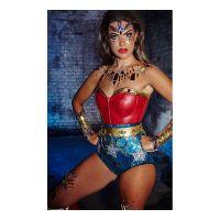 Bild på Wonder Woman Kroppssmycke