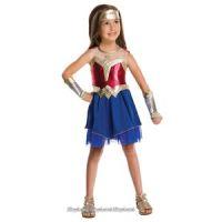 Bild på Wonder Woman maskeraddräkt - Barn