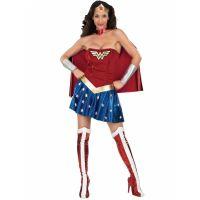 Bild på Wonder Woman Maskeraddräkt Medium