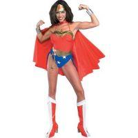 Bild på Wonder Woman maskeraddräkt