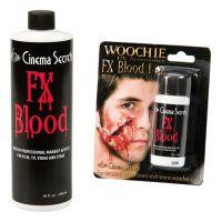 Bild på Woochie F/X Blod - 30 ml