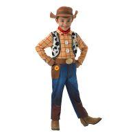 Bild på Woody Deluxe Barn Maskeraddräkt - Small