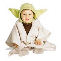 Bild på Yoda, Maskeraddräkt Baby