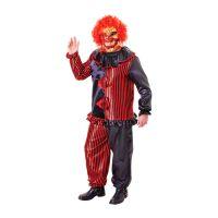 Bild på Zombie Clown Maskeraddräkt - One size