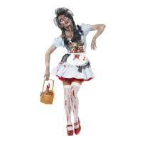Bild på Zombie Dorothy Maskeraddräkt - Small