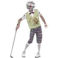 Bild på Zombie golfare maskeraddräkt