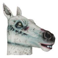 Bild på Zombie Häst Mask - One size