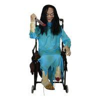 Bild på Zombie i Rullstol Prop