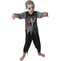 Bild på Zombie, Maskeraddräkt Barn - Small (98-104)