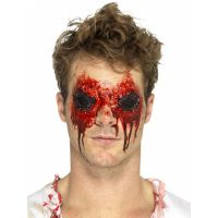 Bild på Zombie Ögonhålor Latex Specialeffekt