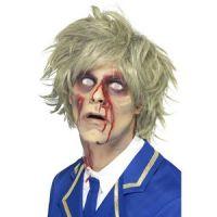 Bild på Zombie peruk grå