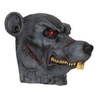 Bild på Zombie Råttapa Mask - One size