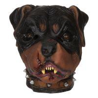 Bild på Zombie Rottweiler Mask - One size