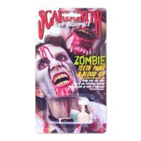 Bild på Zombie Tandfärg & Blod