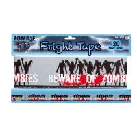 Bild på Zombievarning Avspärrningsband