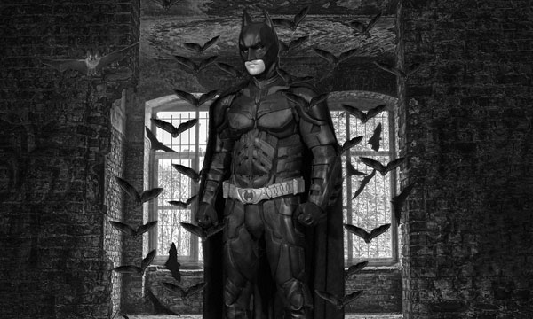 Batman - Superhjältar